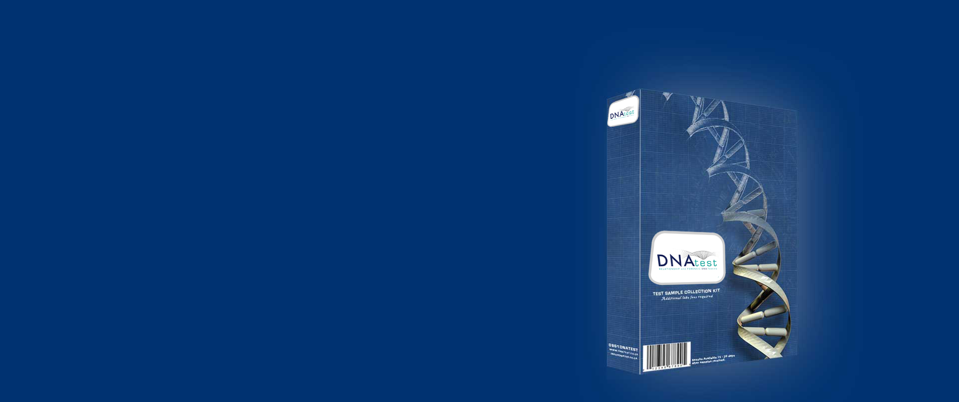 The first company in Africa to market the DNA Paternity Test Collection kit at pharmacies.